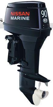 Лодочный подвесной мотор Nissan 90 A EPTO2