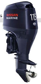 Лодочный подвесной мотор Nissan 115 A EPTO2