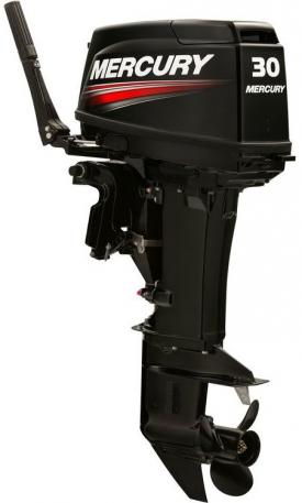 Лодочный мотор Mercury 30M