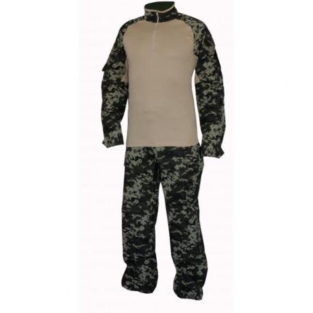 Летний тактический костюм Commandor