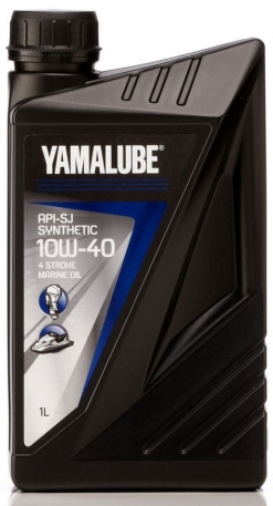 Масло моторное Yamalube 4-S API-SJ 10W-40 1 литр