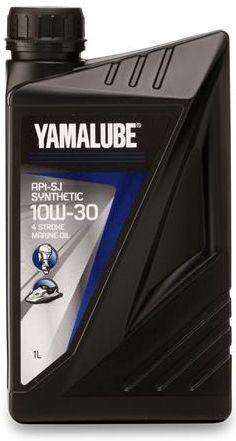 Масло моторное Yamalube 4-S API-SJ 10W-30 1 литр