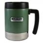Термокружка Stanley Classic 0.5L Зеленая - фото 1