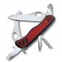 Нож Victorinox 0.8371.MWC Dual Pro One Hand - фото 1