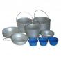 Набор посуды Tramp из алюминия - фото 1
