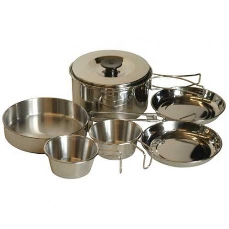 Набор посуды Tramp из нержавеющей стали