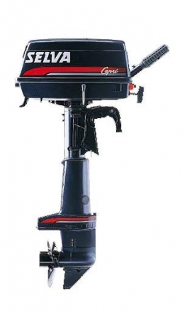 Лодочный мотор Selva 6 Capri