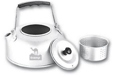Чайник походный с ситечком Tramp 0,9 л