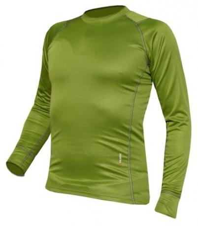Термобелье Commandor футболка с длинным рукавом мужская Balance
