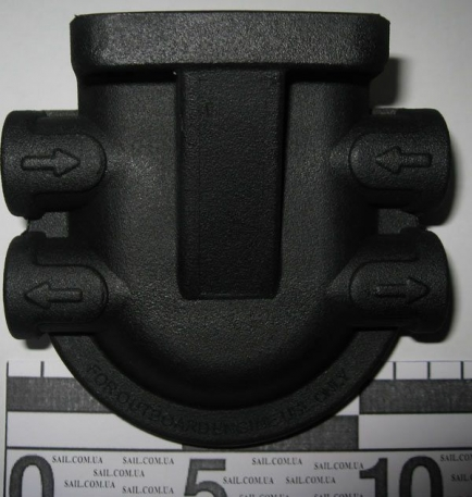 Голова фильтра сепаратора Ice