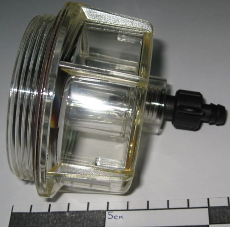 Отстойник для фильтра сепаратора Ice