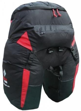 Велорюкзак Commandor Neve Bolide 60L