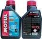 Масло моторное Motul Outboard Tech 4T 10W-40 1 литр - фото 2