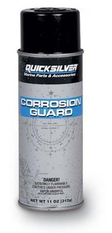 Спрей антикоррозийный Quicksilver Corrosion Guard 325 мл