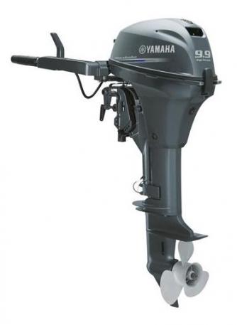 Лодочный мотор Yamaha FT9.9 LMHX