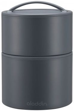 Ланчбокс Aladdin Bento 0.95L серый