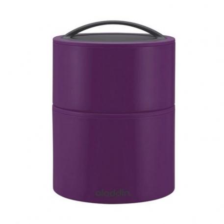 Ланчбокс Aladdin Bento 0.95L фиолетовый