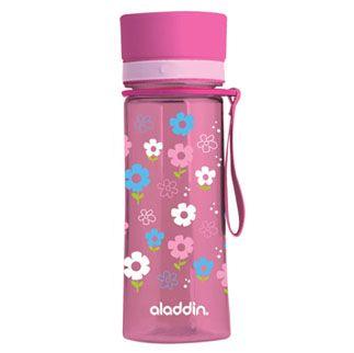 Бутылка Aladdin Aveo Kids Water Bottle 0.35 L розовый