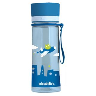 Бутылка Aladdin Aveo Kids Water Bottle 0.35 L голубой