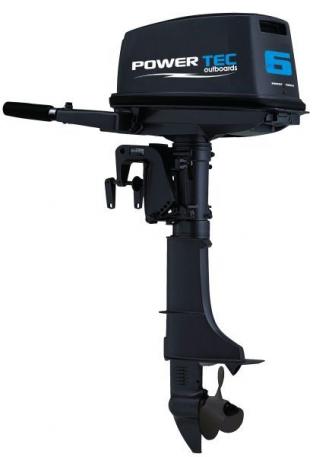 Лодочный мотор Powertec 6 (Повертек 6)