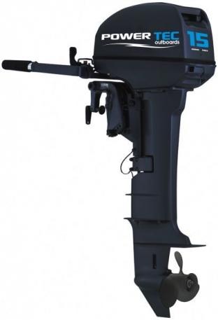 Лодочный мотор Powertec 15 (Повертек 15)