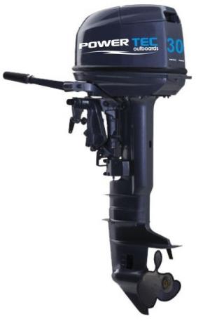 Лодочный мотор Powertec 30 AMHS