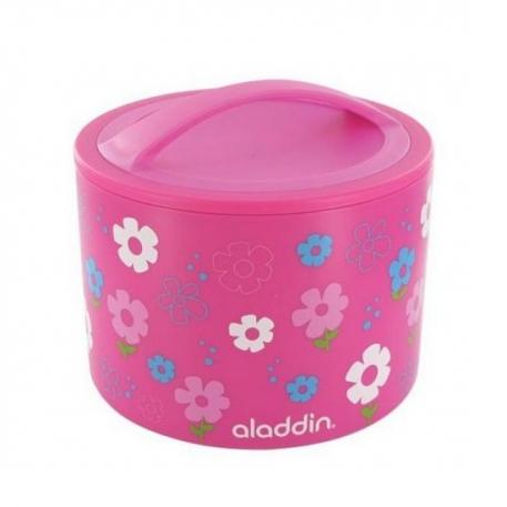 Ланчбокс Aladdin Bento 0.35L розовый