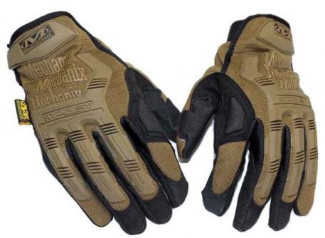 Тактические перчатки Mechanix M-PACT.