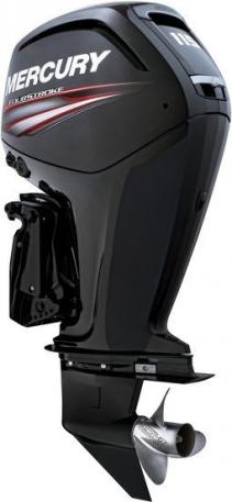 Лодочный мотор Mercury F115EXLPT EFI Command Thrust