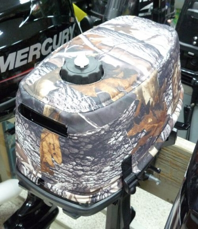 Чехол на капот колпак для лодочного мотора Yamaha