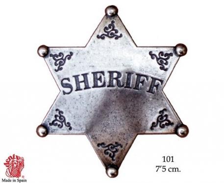 Значек «Звезда шерифа»