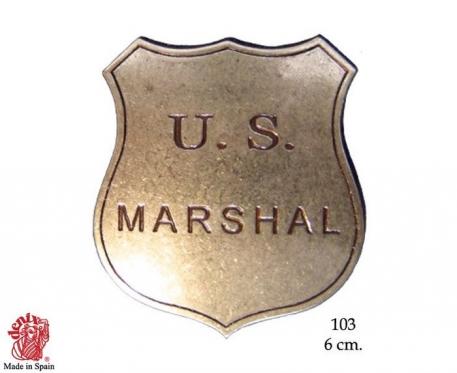 Значек «Маршал США»