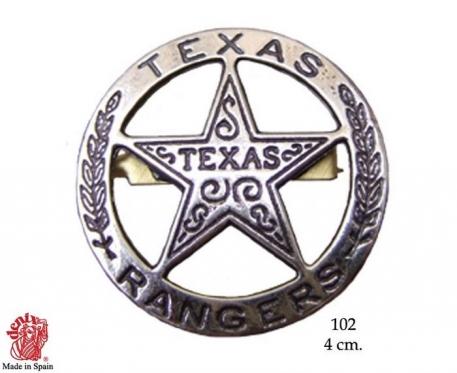 Значек «Техаский рейнджер»