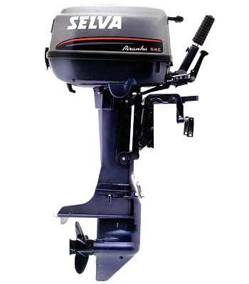 Лодочный мотор Selva 9.9 Piranha