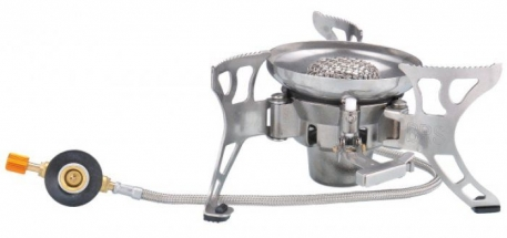 Газовая горелка со шлангом Tramp TRG-012