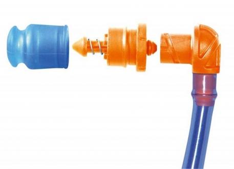 Клапан с трубкой для гидратора Deuter Streamer Helix Valve