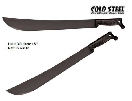 "Мачете Cold Steel Latin Machetes 21"" с чехлом"