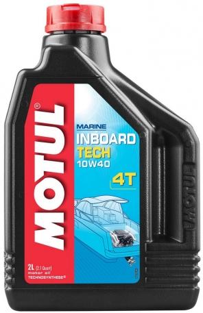 Масло моторное Motul Inboard Tech 4T 10W-40 2 литра