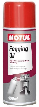 Спрей антикоррозийный Motul Fogging Oil 400 мл