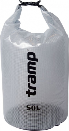 Гермомешок Tramp прозрачный 50L