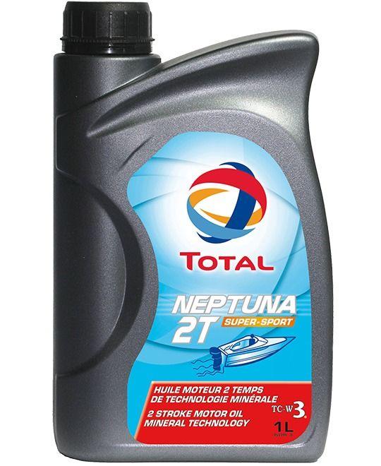 Масло моторное Total Neptuna 2T Supersport TC-W3 1 литр - фото 1
