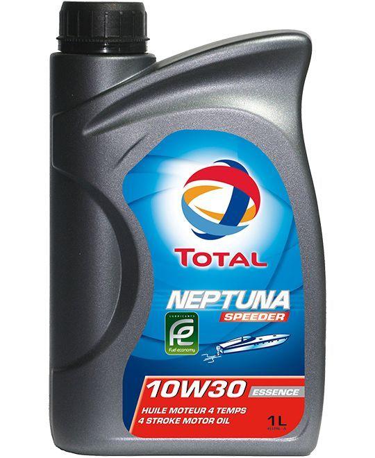 Масло моторное Total Neptuna Speeder 4T 10W-30 1 литр - фото 1