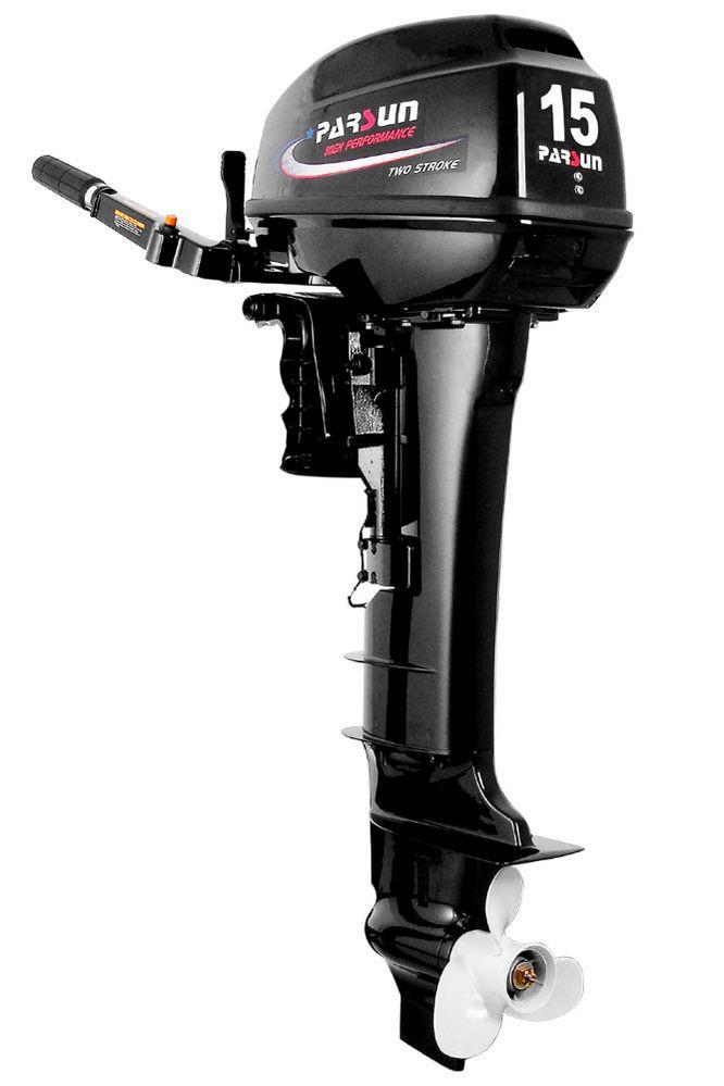 Лодочный мотор Parsun T15 BMS - фото 1