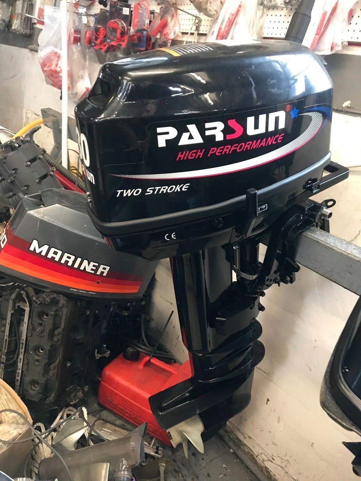 Лодочный мотор Parsun T30 BMS - фото 3