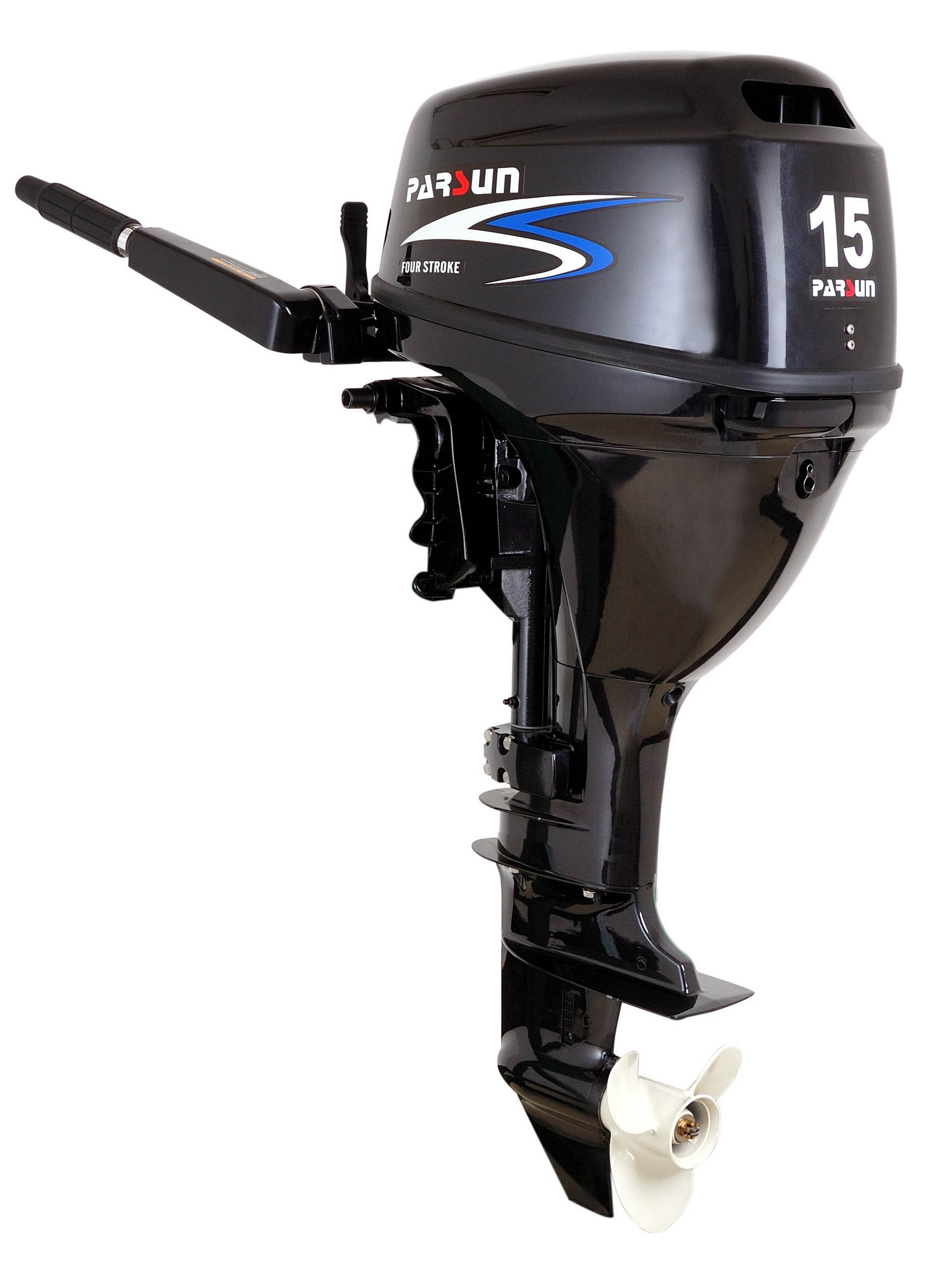 Лодочный мотор Parsun F15 ABMS