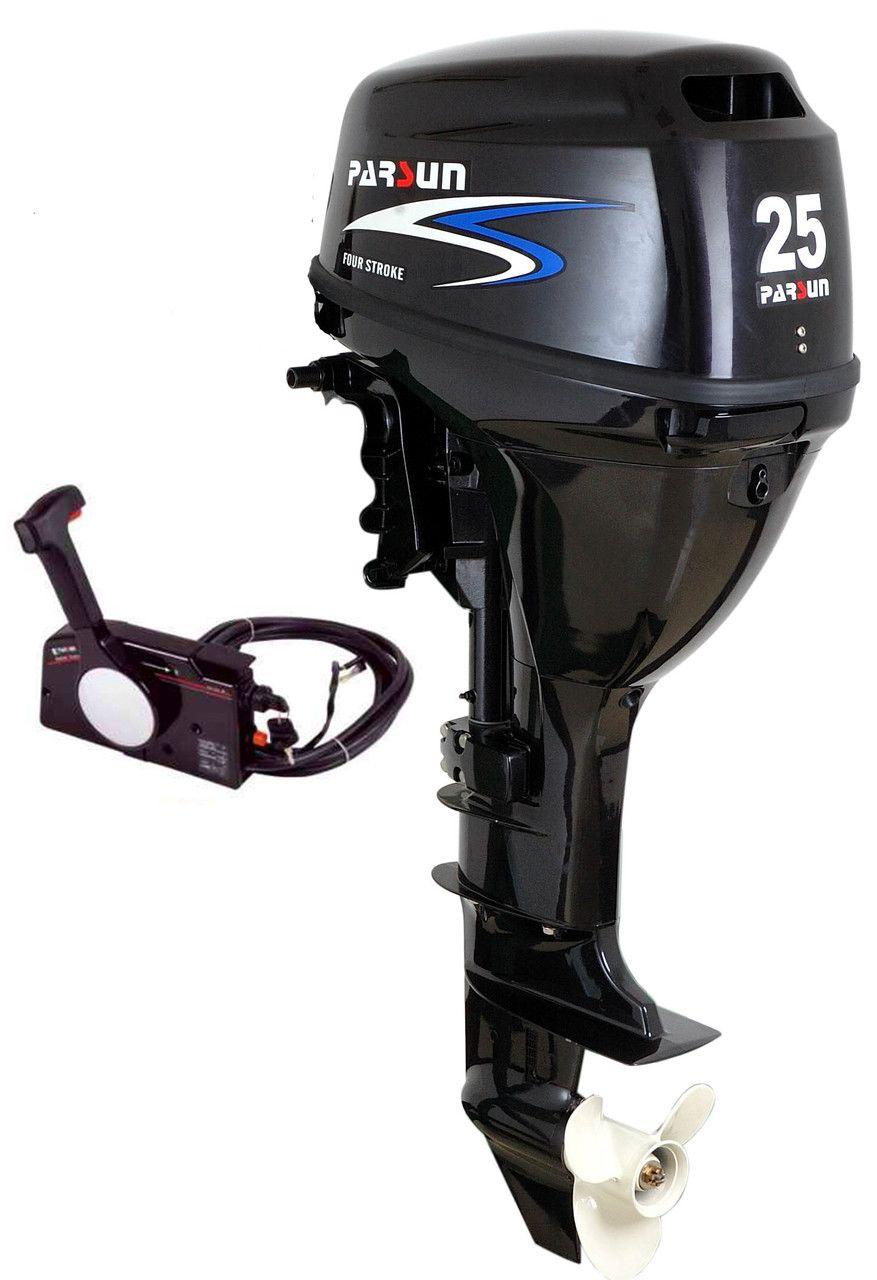 Лодочный мотор Parsun F25 FWS - фото 1