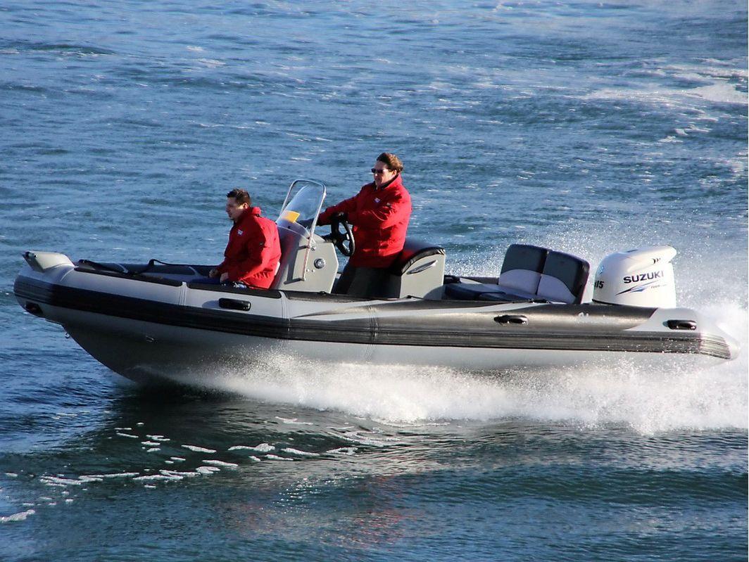Надувная лодка Adventure Vesta V-610 RIB