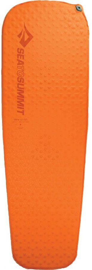 Самонадувающийся коврик Sea To Summit UltraLight SI Mat 25 Large - фото 1