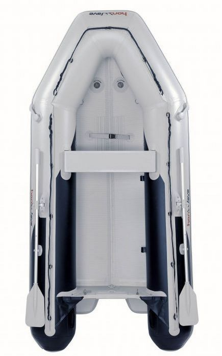 Лодки с надувным настилом