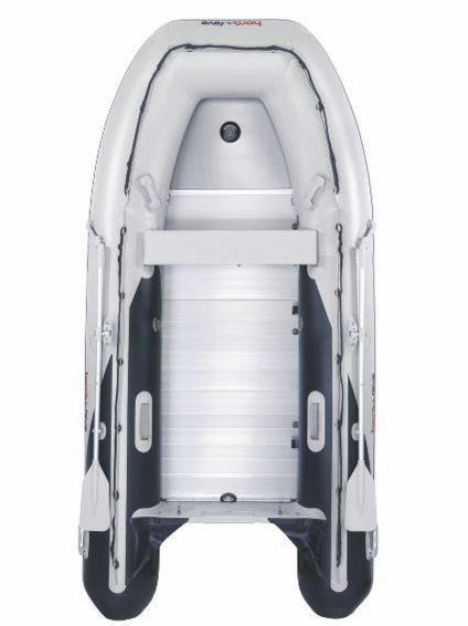 Лодки с алюминиевым настилом